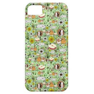 Capa Barely There Para iPhone 5 Cobaias no verde
