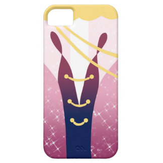 Capa Barely There Para iPhone 5 Cobrir do vencedor
