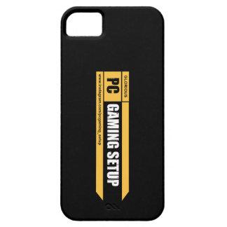 Capa Barely There Para iPhone 5 Cobrir Samsung do telefone e logotipo da página de