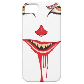 Capa Barely There Para iPhone 5 Composição assustador do Dia das Bruxas