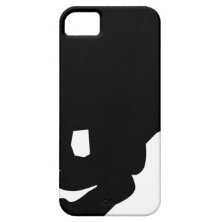 Capa Barely There Para iPhone 5 Corredor do gato