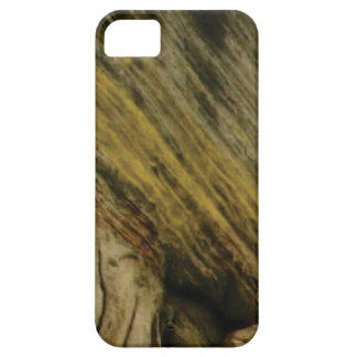 Capa Barely There Para iPhone 5 cortes amarelos na rocha