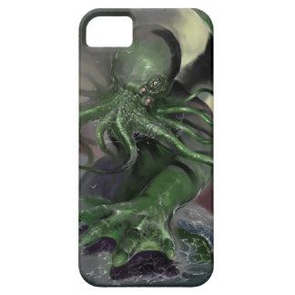 Capa Barely There Para iPhone 5 Cthulhu cavalo-força de aumentação Lovecraft