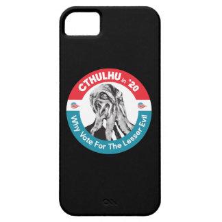 Capa Barely There Para iPhone 5 Cthulhu para o presidente 'em 20