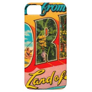 Capa Barely There Para iPhone 5 Cumprimentos de Florida
