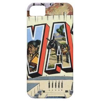 Capa Barely There Para iPhone 5 Cumprimentos de Nevada