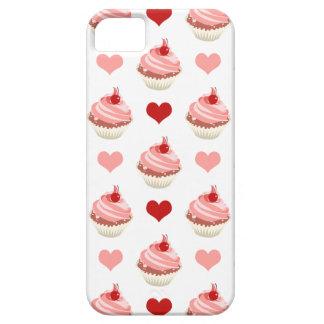 Capa Barely There Para iPhone 5 cuties dos cupcakes