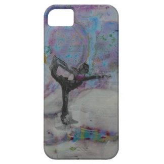 Capa Barely There Para iPhone 5 Dançarino na neve - perito em software do iPhone +