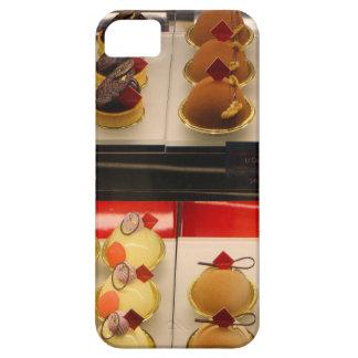 Capa Barely There Para iPhone 5 Deleites do doce na exposição menos uma