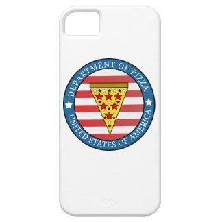 Capa Barely There Para iPhone 5 Departamento da pizza