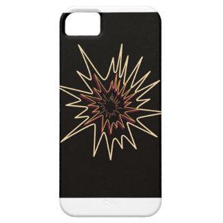 Capa Barely There Para iPhone 5 Design #2 dos fogos-de-artifício