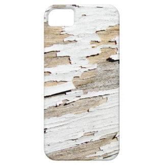Capa Barely There Para iPhone 5 Design de madeira rústico do vintage