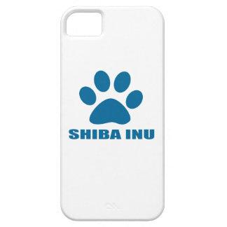 CAPA BARELY THERE PARA iPhone 5 DESIGN DO CÃO DE SHIBA INU