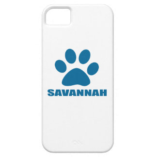 CAPA BARELY THERE PARA iPhone 5 DESIGN DO CAT DO SAVANA