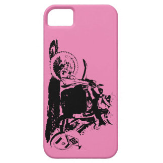 Capa Barely There Para iPhone 5 Design simples de Sidecarcross