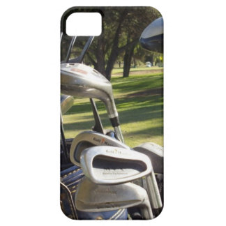 Capa Barely There Para iPhone 5 Dia do golfe para fora,