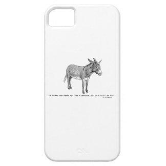 Capa Barely There Para iPhone 5 DIY DonkeyUnicorn ver2