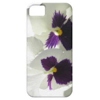 CAPA BARELY THERE PARA iPhone 5 DOIS PANSIES FELIZES