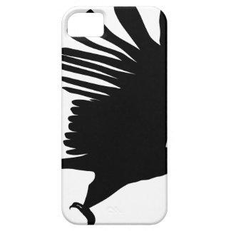 Capa Barely There Para iPhone 5 Eagle em vôo