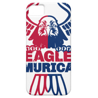Capa Barely There Para iPhone 5 Eagle Murica