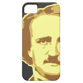Capa Barely There Para iPhone 5 Edgar Allan Poe