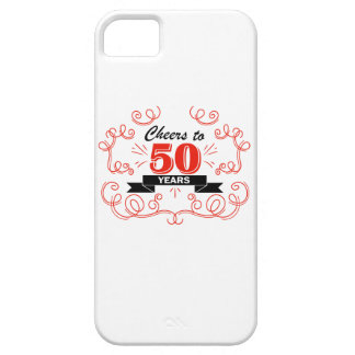Capa Barely There Para iPhone 5 Elogios a 50 anos