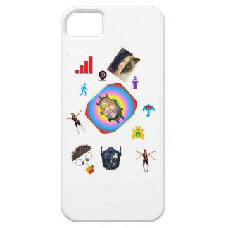 Capa Barely There Para iPhone 5 Engraçado, legal, estranho, divertimento, design