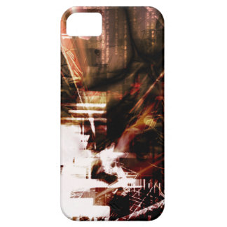 Capa Barely There Para iPhone 5 EPOPEIA d4s3 ABSTRATO