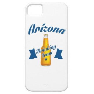 Capa Barely There Para iPhone 5 Equipe do bebendo da arizona