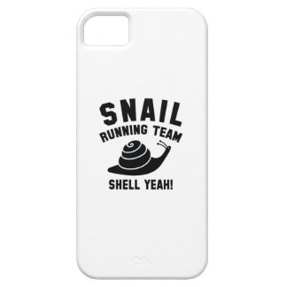 Capa Barely There Para iPhone 5 Equipe Running do caracol