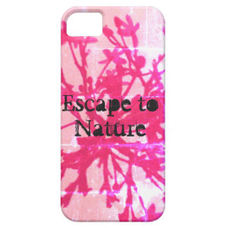 Capa Barely There Para iPhone 5 Escape à natureza
