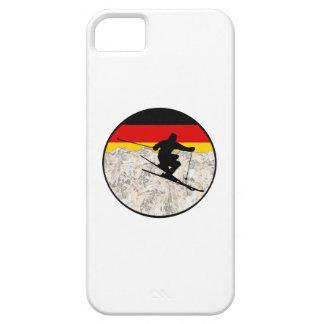 Capa Barely There Para iPhone 5 Esqui Alemanha