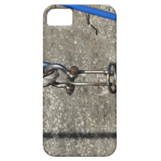 Capa Barely There Para iPhone 5 Estilingue da corda com o grilhão de âncora da