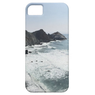 Capa Barely There Para iPhone 5 Estrada Sur grande da Costa do Pacífico da vista