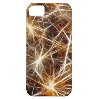 Capa Barely There Para iPhone 5 Estrelas dos fogos-de-artifício