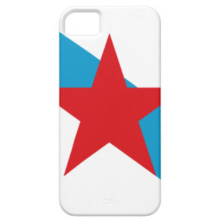 Capa Barely There Para iPhone 5 Estreleira - bandera Independentista Gallega