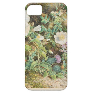 Capa Barely There Para iPhone 5 Estudo da flor