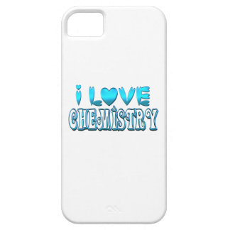 Capa Barely There Para iPhone 5 Eu amo a química