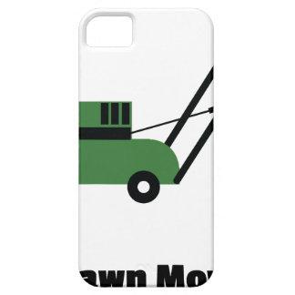 Capa Barely There Para iPhone 5 Eu amo cortadores de relva