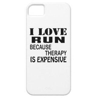 Capa Barely There Para iPhone 5 Eu amo o funcionamento porque a terapia é cara