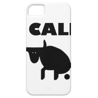 Capa Barely There Para iPhone 5 eu chamo-o força do touro