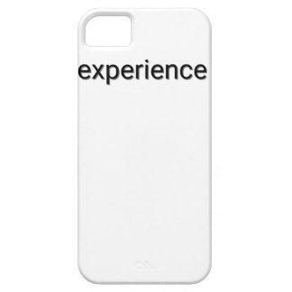 Capa Barely There Para iPhone 5 Eu não experimento a falha
