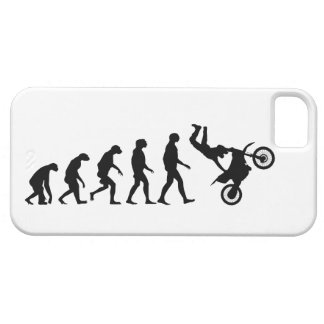 Capa Barely There Para iPhone 5 Evolução do caso do iPhone 5 do motocross
