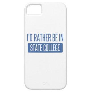 Capa Barely There Para iPhone 5 Faculdade estadual