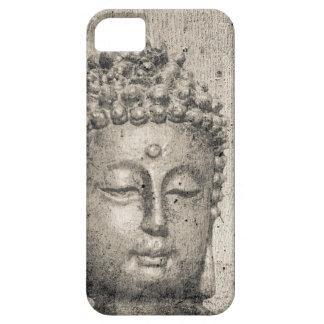 Capa Barely There Para iPhone 5 Fé da ioga de Buddha do vintage