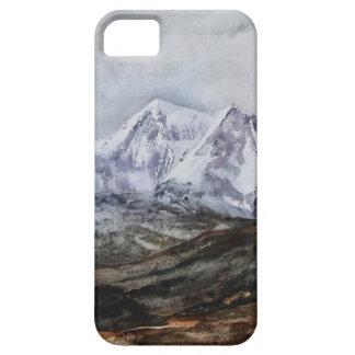 Capa Barely There Para iPhone 5 Ferradura de Snowdon em Winter.JPG