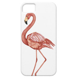 Capa Barely There Para iPhone 5 Flamengo