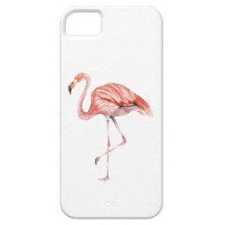 Capa Barely There Para iPhone 5 Flamingo cor-de-rosa
