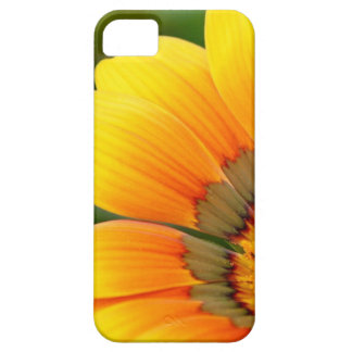 Capa Barely There Para iPhone 5 Flor amarela