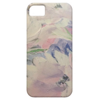 Capa Barely There Para iPhone 5 Floral Pastel